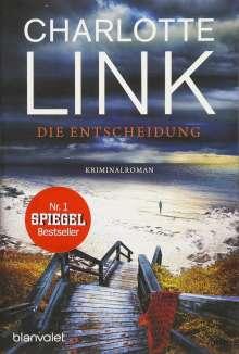 Charlotte Link: Die Entscheidung, Buch