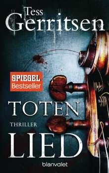 Tess Gerritsen: Totenlied, Buch