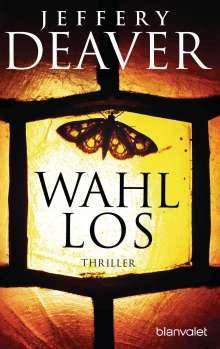 Jeffery Deaver: Wahllos, Buch