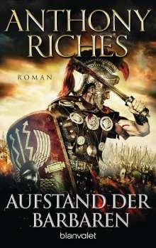 Anthony Riches: Aufstand der Barbaren, Buch