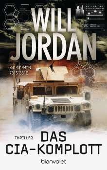 Will Jordan: Das CIA-Komplott, Buch