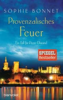 Sophie Bonnet: Provenzalisches Feuer, Buch