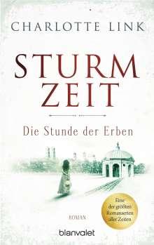 Charlotte Link: Sturmzeit - Die Stunde der Erben, Buch