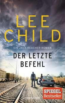 Lee Child: Der letzte Befehl, Buch
