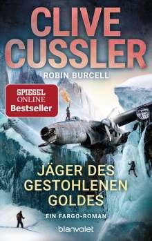 Clive Cussler: Jäger des gestohlenen Goldes, Buch