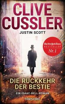 Clive Cussler: Die Rückkehr der Bestie, Buch