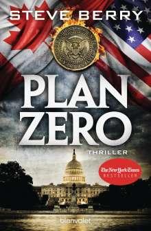 Steve Berry: Plan Zero, Buch