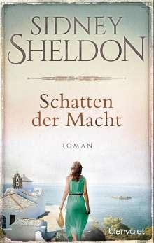 Sidney Sheldon: Schatten der Macht, Buch