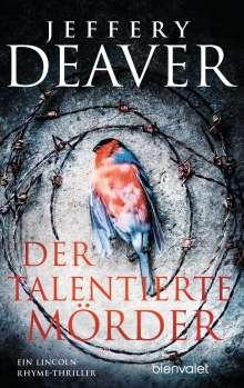 Jeffery Deaver: Der talentierte Mörder, Buch