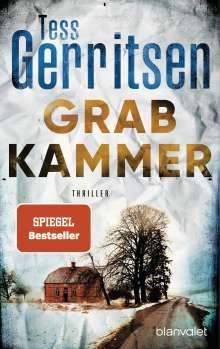 Tess Gerritsen: Grabkammer, Buch