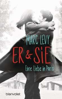 Marc Levy: Er & Sie, Buch