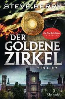 Steve Berry: Der goldene Zirkel, Buch