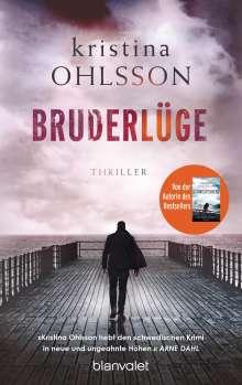 Kristina Ohlsson: Bruderlüge, Buch