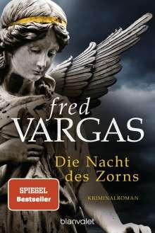 Fred Vargas: Die Nacht des Zorns, Buch