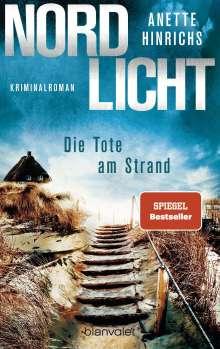 Anette Hinrichs: Nordlicht - Die Tote am Strand, Buch