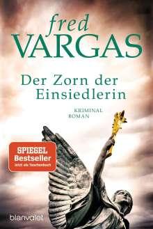 Fred Vargas: Der Zorn der Einsiedlerin, Buch