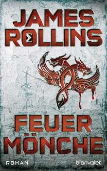 James Rollins: Feuermönche, Buch