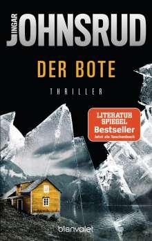 Ingar Johnsrud: Der Bote, Buch