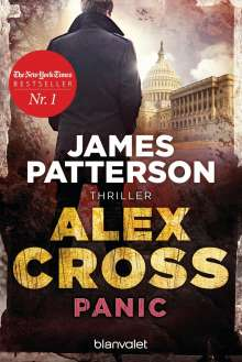James Patterson: Panic - Alex Cross 23, Buch