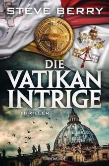 Steve Berry: Die Vatikan-Intrige, Buch