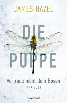 James Hazel: Die Puppe - Vertraue nicht dem Bösen, Buch