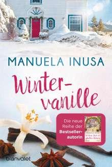 Manuela Inusa: Wintervanille, Buch
