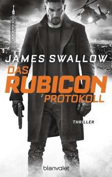 James Swallow: Das Rubicon-Protokoll, Buch