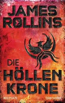 James Rollins: Die Höllenkrone, Buch