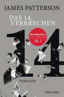 James Patterson: Das 14. Verbrechen, Buch