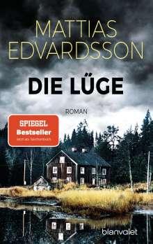 Mattias Edvardsson: Die Lüge, Buch