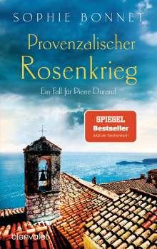 Sophie Bonnet: Provenzalischer Rosenkrieg, Buch