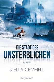 Stella Gemmell: Die Stadt des Unsterblichen, Buch