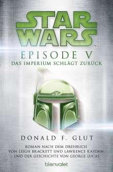 Donald F. Glut: Star Wars(TM) - Episode V - Das Imperium schlägt zurück, Buch