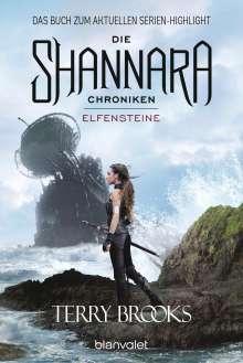 Terry Brooks: Die Shannara-Chroniken - Elfensteine, Buch