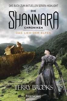 Terry Brooks: Die Shannara-Chroniken 3 - Das Lied der Elfen, Buch