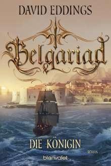 David Eddings: Belgariad - Die Königin, Buch