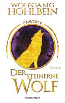 Wolfgang Hohlbein: Der steinerne Wolf - Enwor 4, Buch
