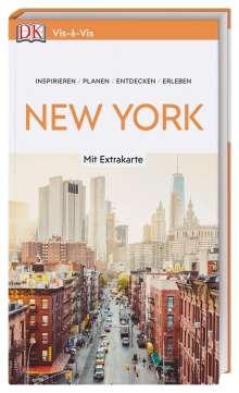 Vis-à-Vis Reiseführer New York, Buch