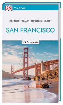 Vis-à-Vis Reiseführer San Francisco, Buch