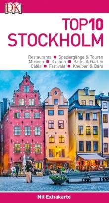 Top 10 Reiseführer Stockholm, Buch