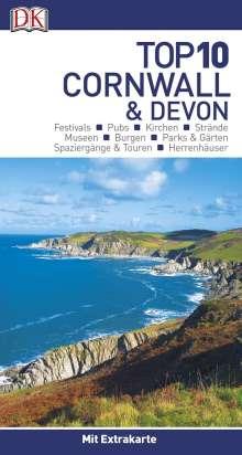 Top 10 Reiseführer Cornwall & Devon, Buch