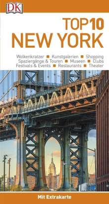 Top 10 Reiseführer New York, Buch