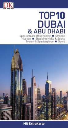 Top 10 Reiseführer Dubai & Abu Dhabi, Buch