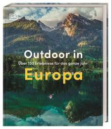 Outdoor in Europa, Buch