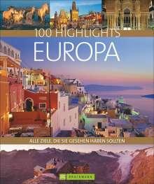 Ellen Astor: 100 Highlights Europa, Buch