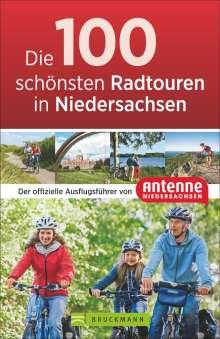 Die 100 schönsten Radtouren in Niedersachsen, Buch