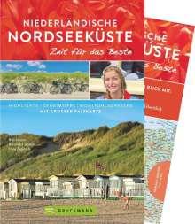 Ralf Johnen: Niederländische Nordseeküste - Zeit für das Beste, Buch