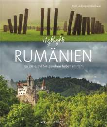Ruth Haberhauer: Highlights Rumänien, Buch