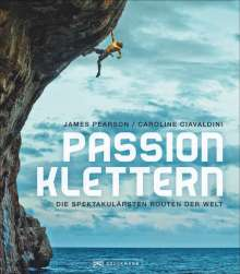 James Pearson: Passion Klettern, Buch