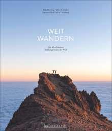 Billi Bierling: Weit wandern, Buch